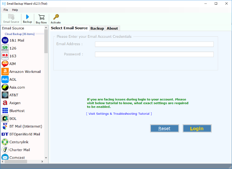 How to Import Gmail Emails to EML Format ? - Step by Step Guide